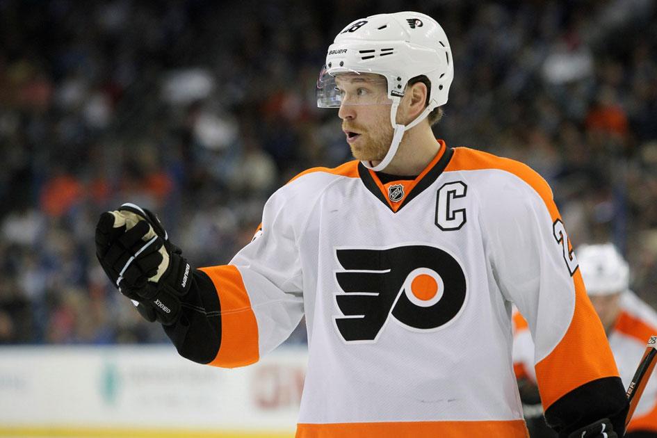 Claude Giroux et les Flyers doit une revanche à leurs fans. Le centre franco-ontarien a régressé la saison dernière, et Philly a plongé.