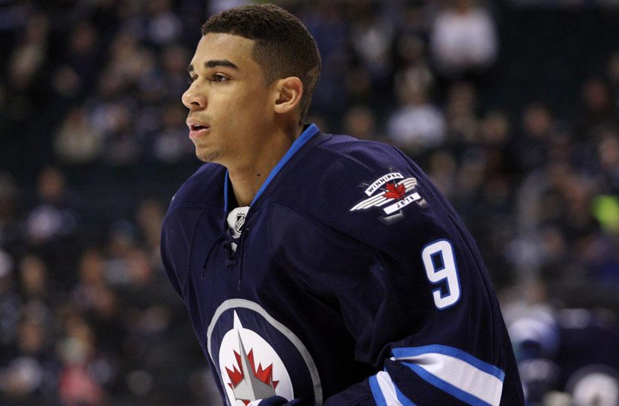 S'il reste le joueur le plus talentueux de l'effectif de Winnipeg, Evander Kane n'a pas fait de miracles l'an dernier. Andrew Ladd et Blake Wheeler l'ont d'ailleurs devancé au classement des pointeurs des Jets.